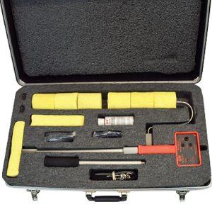 Portable Wet Sponge Accessories Spy Pipeline Inspection